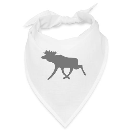 Schwedenelch; schwedisches Elch-Symbol (vektor) - Bandana