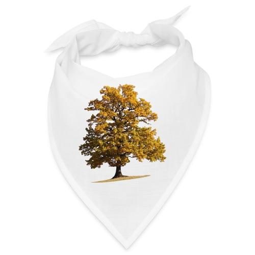 Herbst Herbstlaub Herbstbaum autumn - Bandana