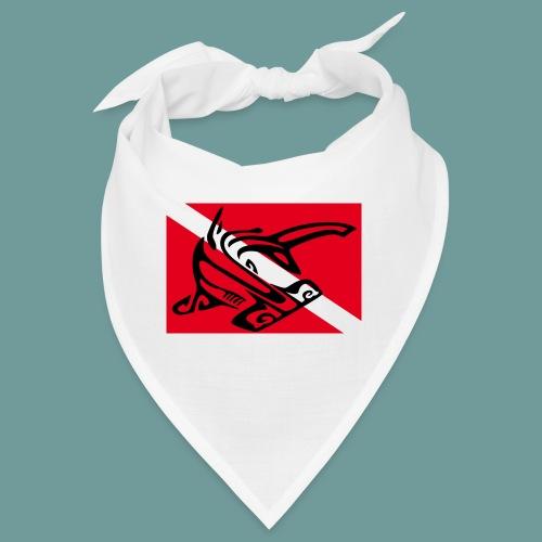 flag_ham_shark - Bandana