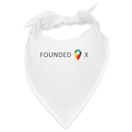 FoundedX logo png - Bandana