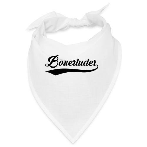 Motorrad Fahrer Shirt Boxerluder - Bandana
