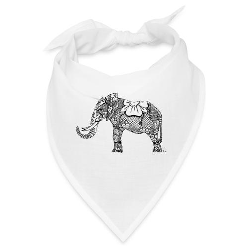 Éléphant oriental - Bandana