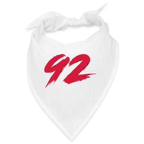 92 Logo 1 - Bandana
