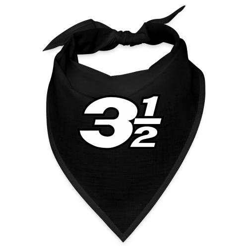 Three and a Half Logo - Bandana