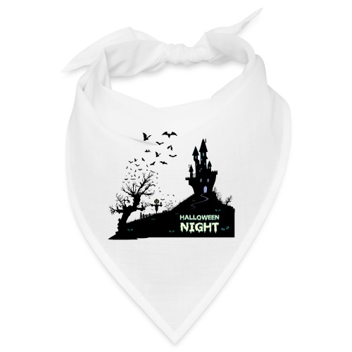 HALLOWEEN NIGHT - Bandana