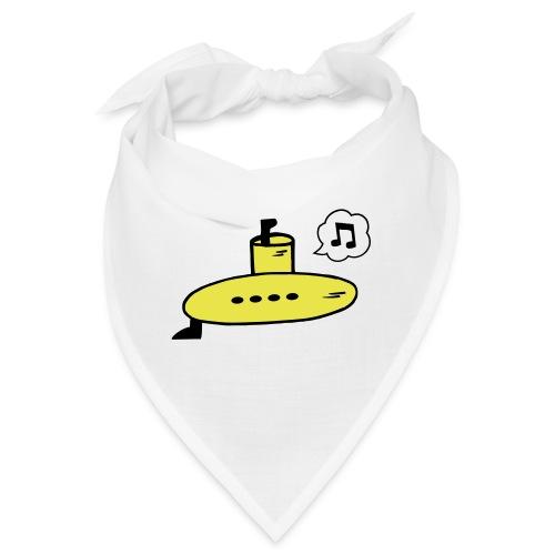 Singing Yellow Submarine - Bandana