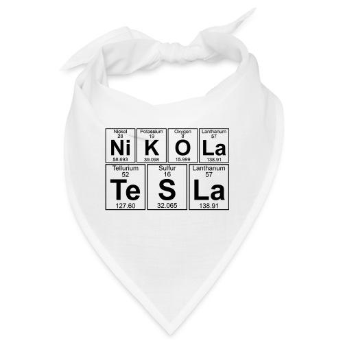 Ni-K-O-La Te-S-La (nikola_tesla) - Full - Bandana