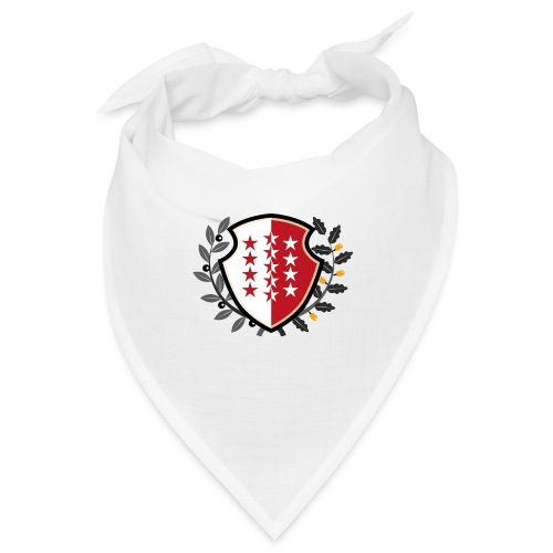 Valais - Wallis 1815 - Bandana