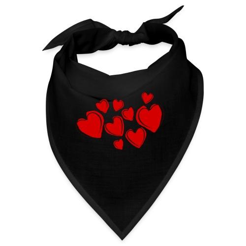 hearts herzen - Bandana