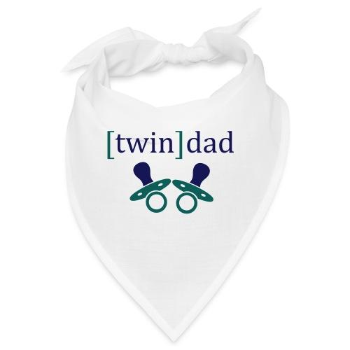 T-Shirt: Twin Dad - Bandana