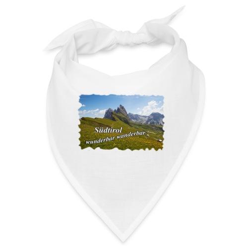 Südtirol - wunderbar wanderbar - Bandana