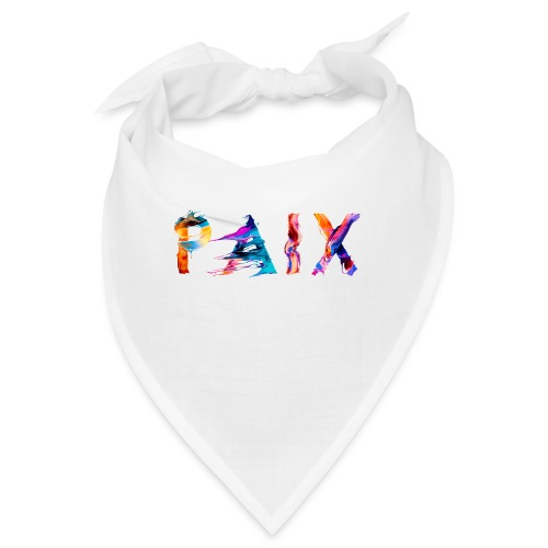 Paix - Bandana