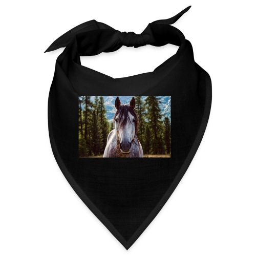 Nature Horse by #CreativeArts - Bandana