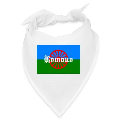 Flag of the Romanilenny people svg - Snusnäsduk