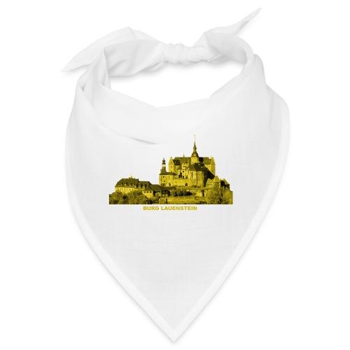 Lauenstein Burg Ludwigsstadt Oberfranken Bayern - Bandana