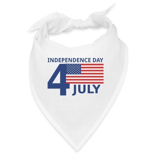 4th of July. 4 luglio - Bandana