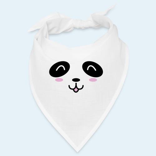 Cachorro panda (Cachorros) - Bandana