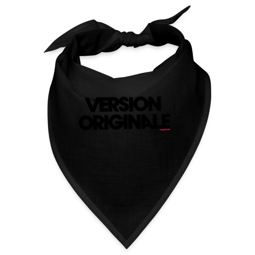 Version Original - Bandana
