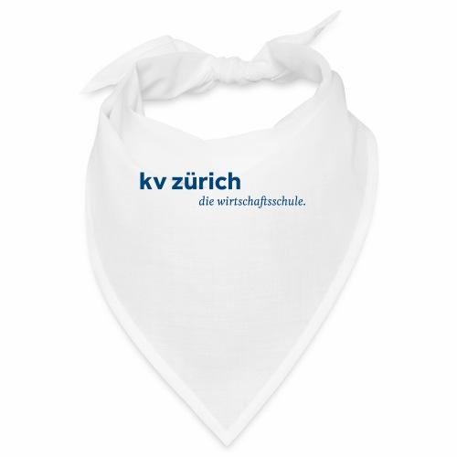 KVZ Logo Blau - Bandana