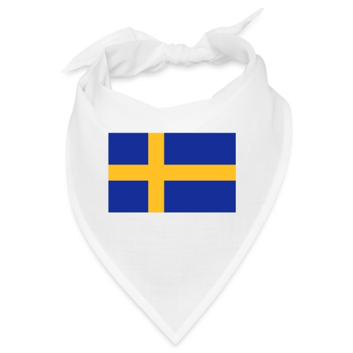 Sveriges flagga - Snusnäsduk