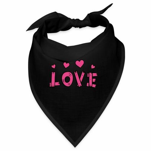 Love tuoteperhe - Bandana