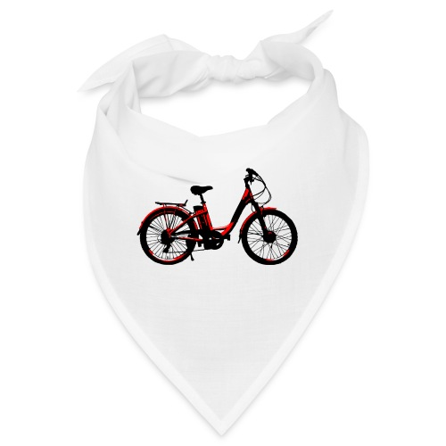 E Bike Elektrorad Shirt - Bandana