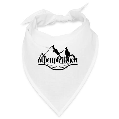 Alpenpfeilchen - Logo - Bandana