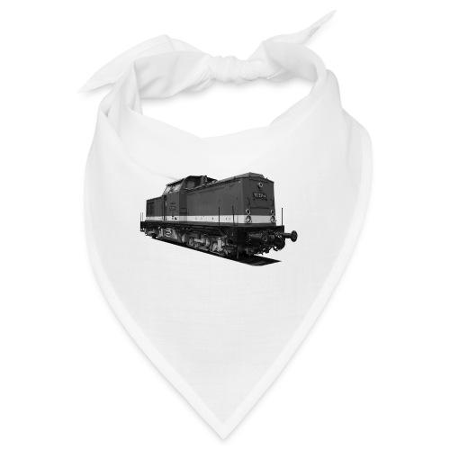 Lokomotive V 100 Diesel Deutsche Reichsbahn DDR - Bandana
