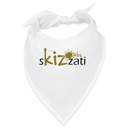 Beanie in jersey con logo sKizzati Kizomba - Verde - Bandana