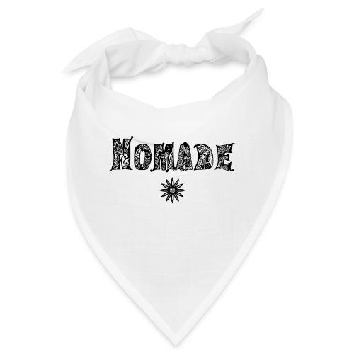 Nomade (en noir) - Bandana
