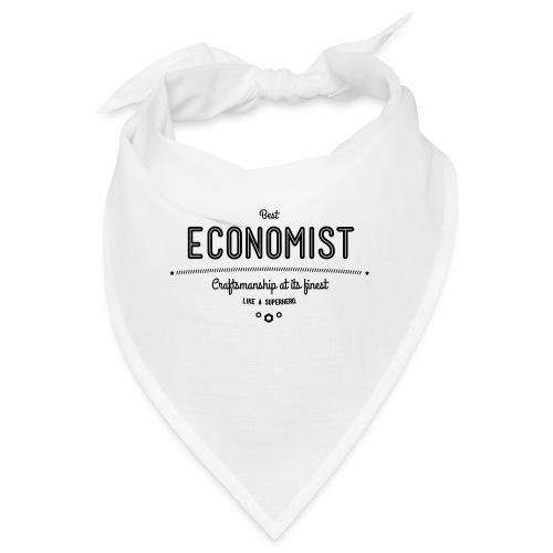 Bester Ökonom - wie ein Superheld - Bandana