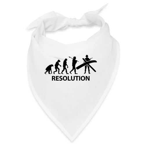 Resolution Evolution Army - Bandana