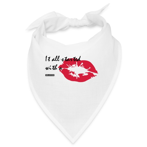 BELOVED_KISS - Bandana