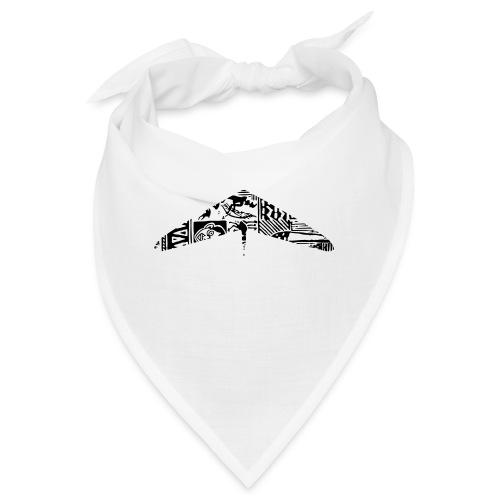 hanggliding pattern - Bandana