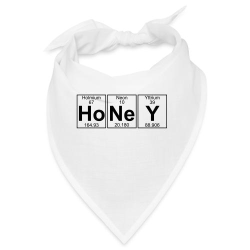 Ho-Ne-Y (honey) - Full - Bandana