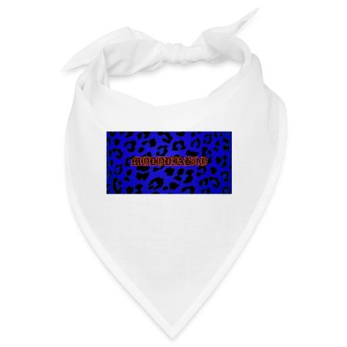 Modo Diablo Leopardo Azul Trap camiseta - Bandana