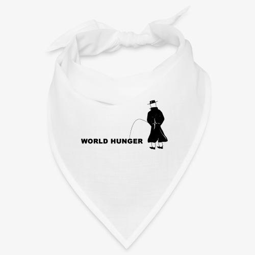 Pissing Man against World Hunger - Bandana