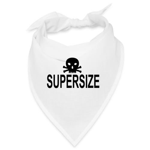 supersize skull totenkopf - Bandana