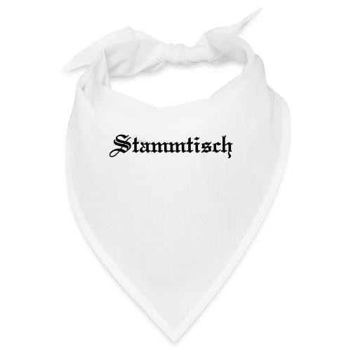 Stammtisch - Kickershirt - Bandana