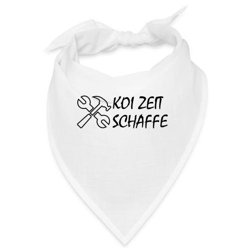 KoiZeit - Schaffe - Bandana