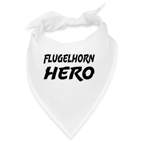 Flugelhorn Hero - Bandana