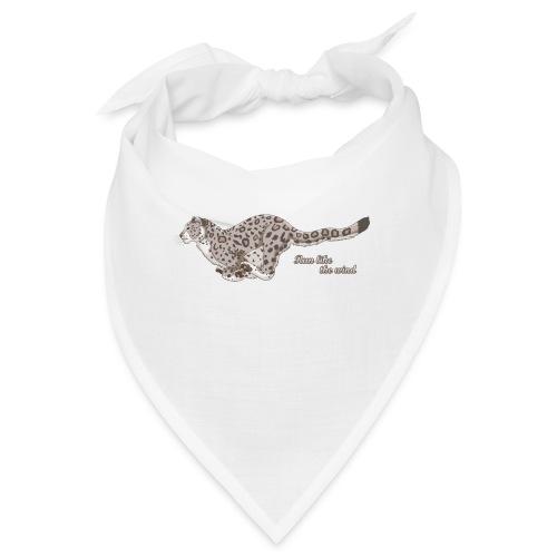 Snow Leopard: Run Like the Wind - Bandana
