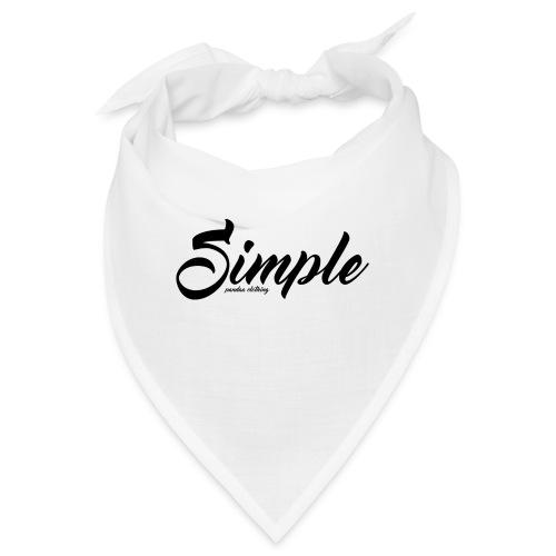 Simple: Clothing Design - Bandana