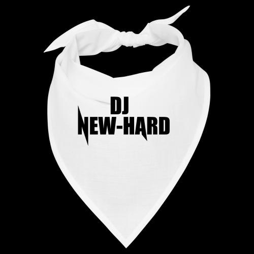 DJ NEW-HARD LOGO - Bandana