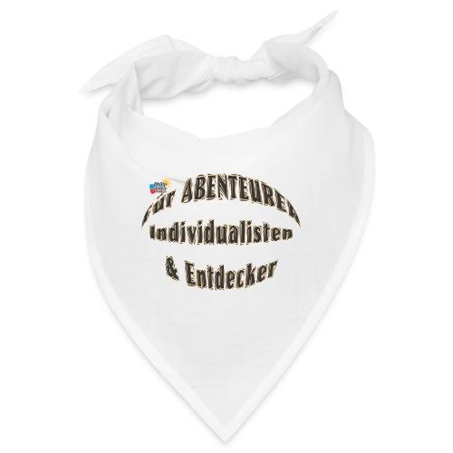 Abenteurer Individualisten & Entdecker - Bandana