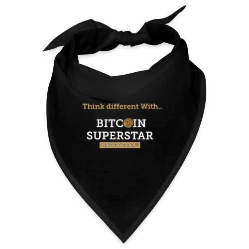 Think different with bitcoin - Bandana