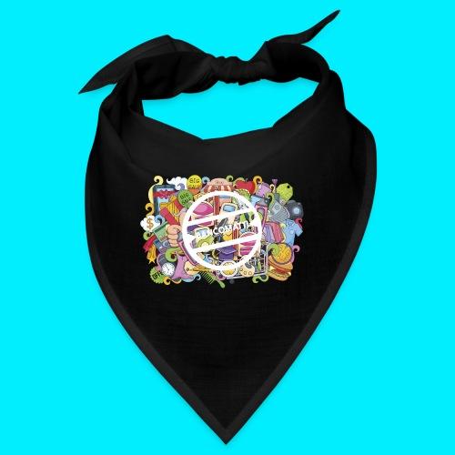 maglia logo doodle - Bandana