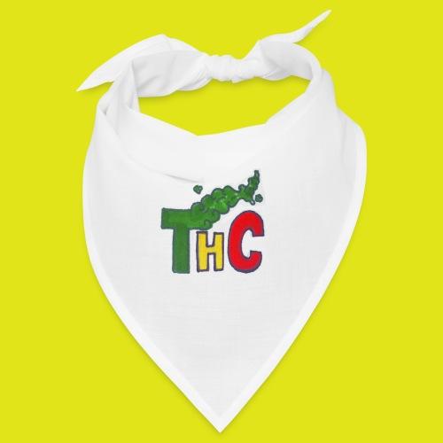 THC logo one - Bandana