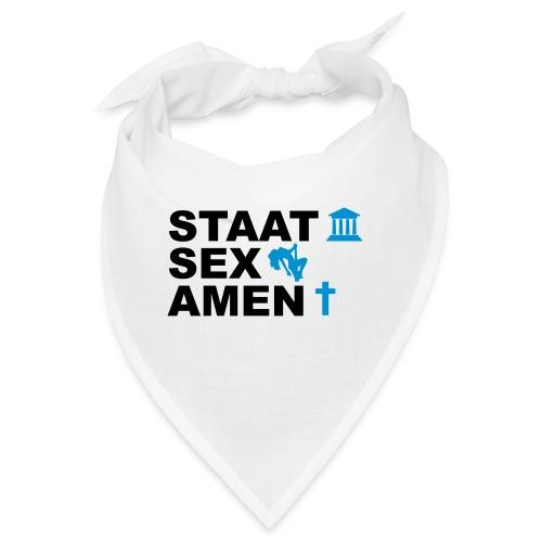 Staatsexamen / Staat Sex Amen - Bandana