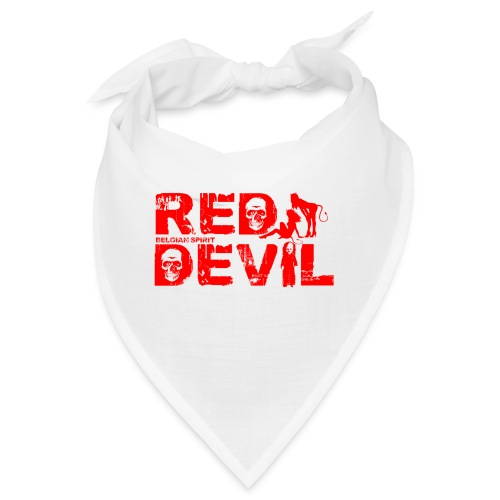 BELGIAN-RED-DEVIL - Bandana